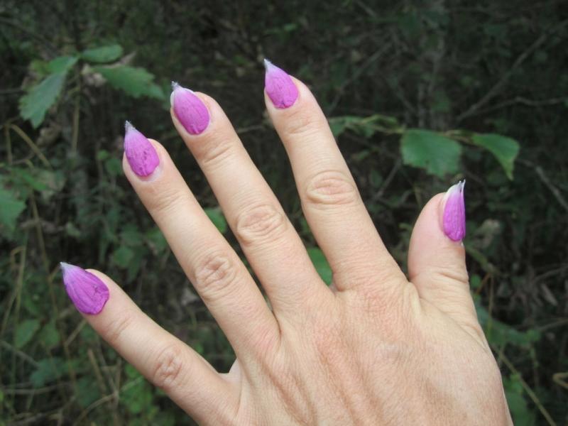 Looduslik maniküür