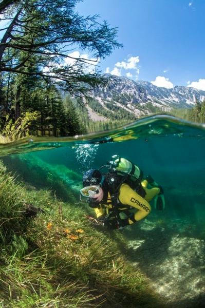 Green Lake (Grüner See) Austrias