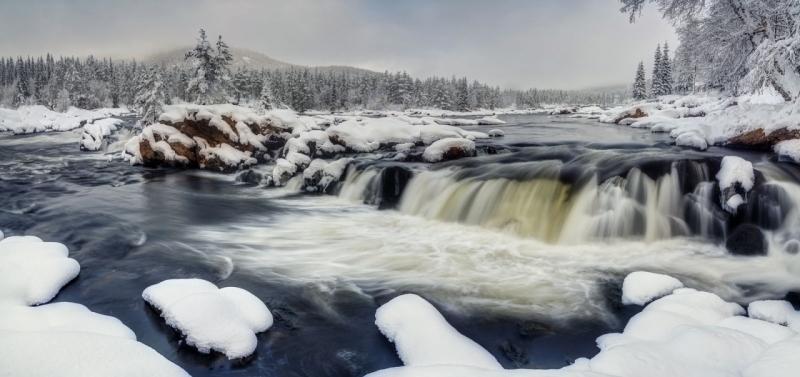 Vesi, lumi, jää, udu ... H2O eri vormides